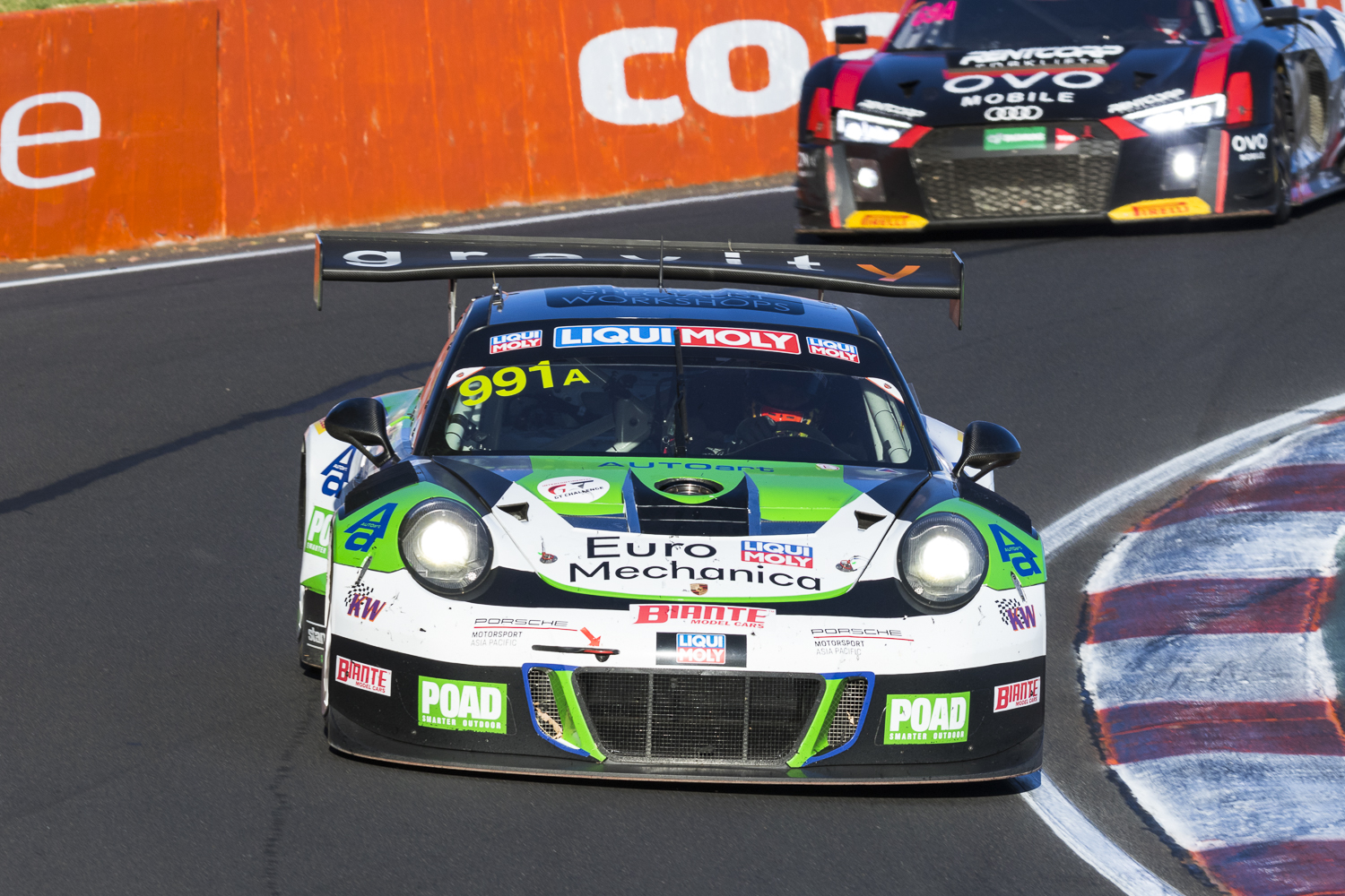 Craft-Bamboo Racing confirms Porsche GT3 and GT4 Blancpain