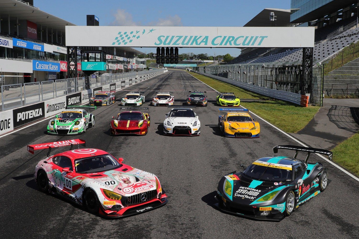 Intercontinental GT Challenge heads east for inaugural Suzuka 10 Hours