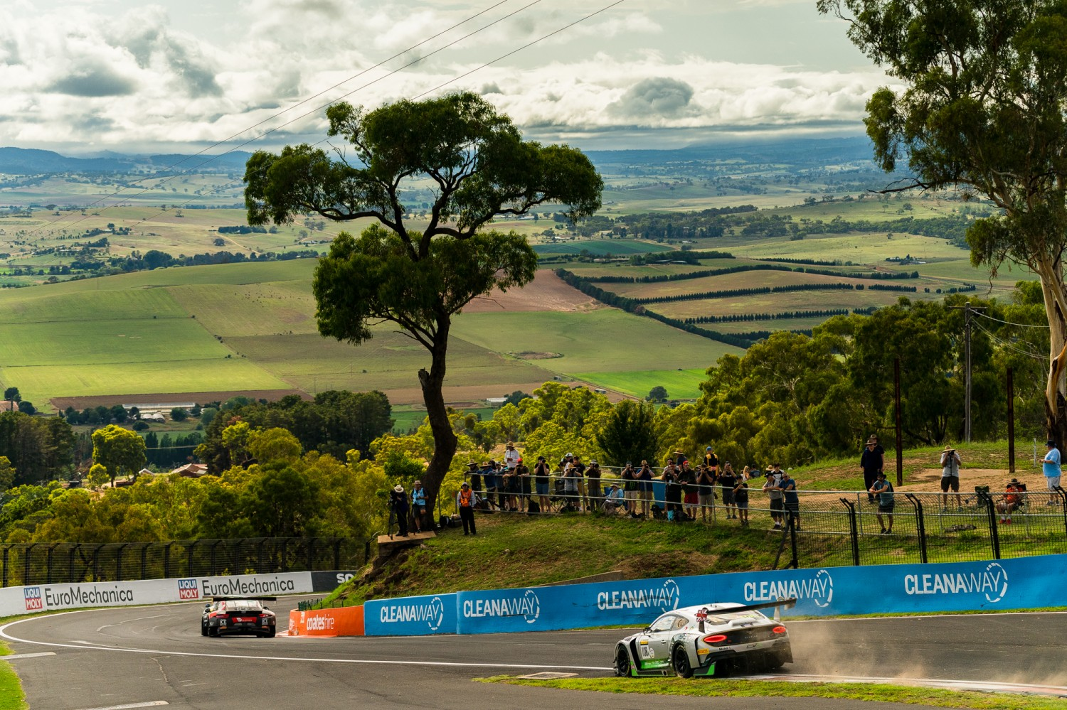 Key elements of Bathurst 12 Hour confirmed as 100 day countdown begins