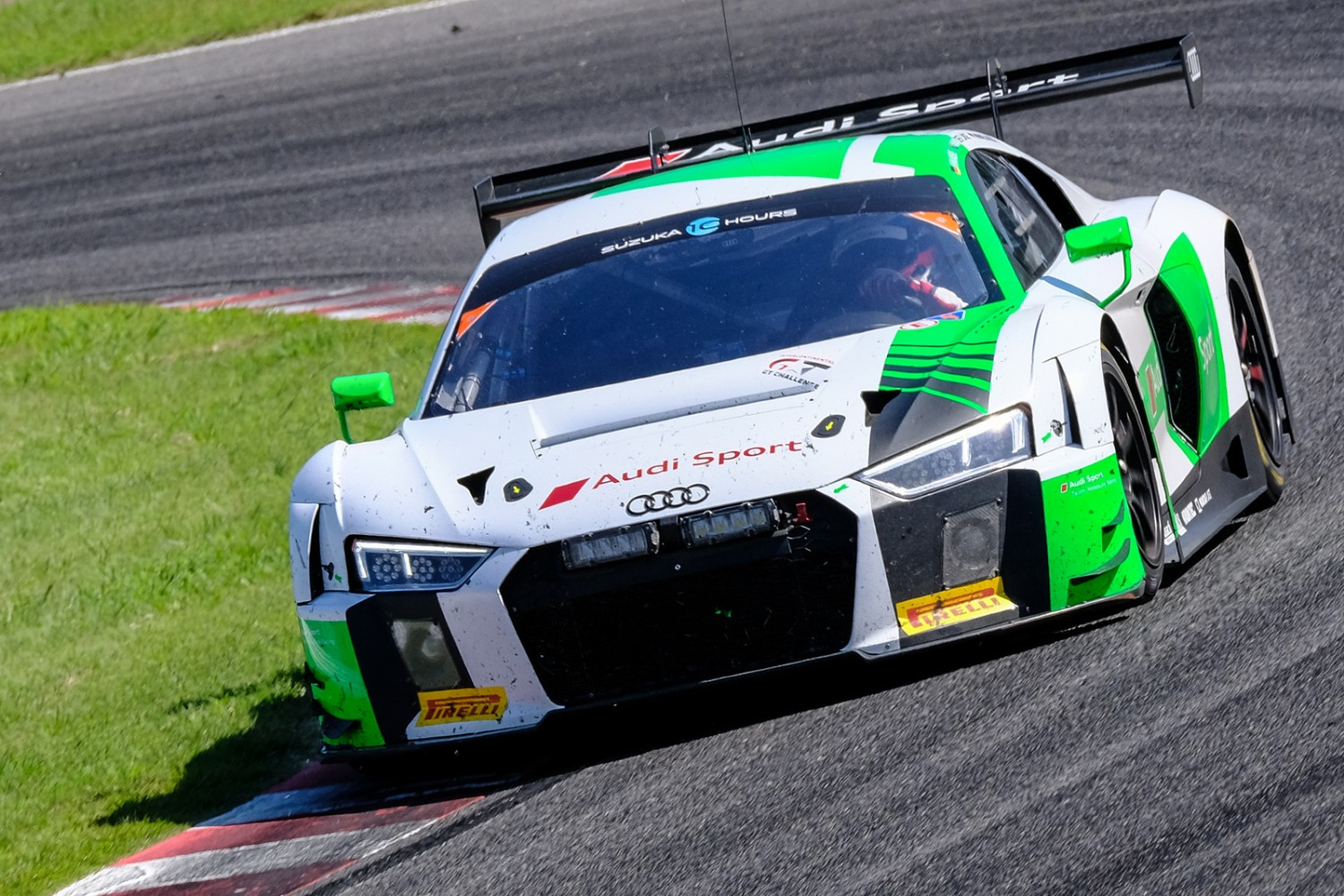 Audi reveals Suzuka 10 Hours driver crews