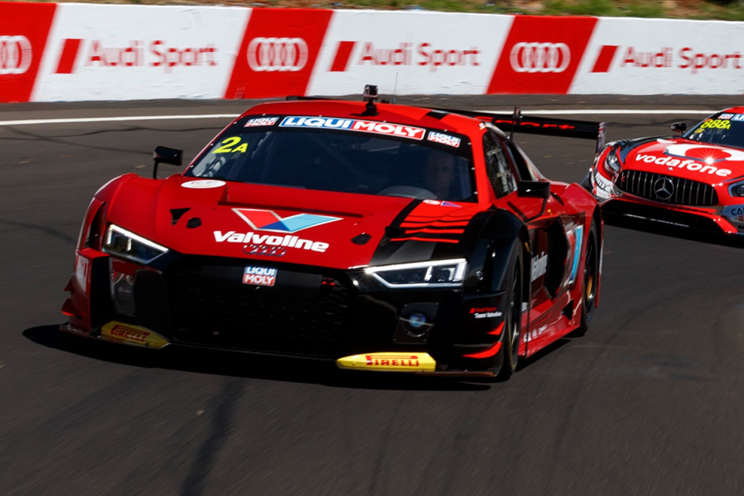 Bathurst FP3: Haase's Audi leads top-14 covered by 0.8s