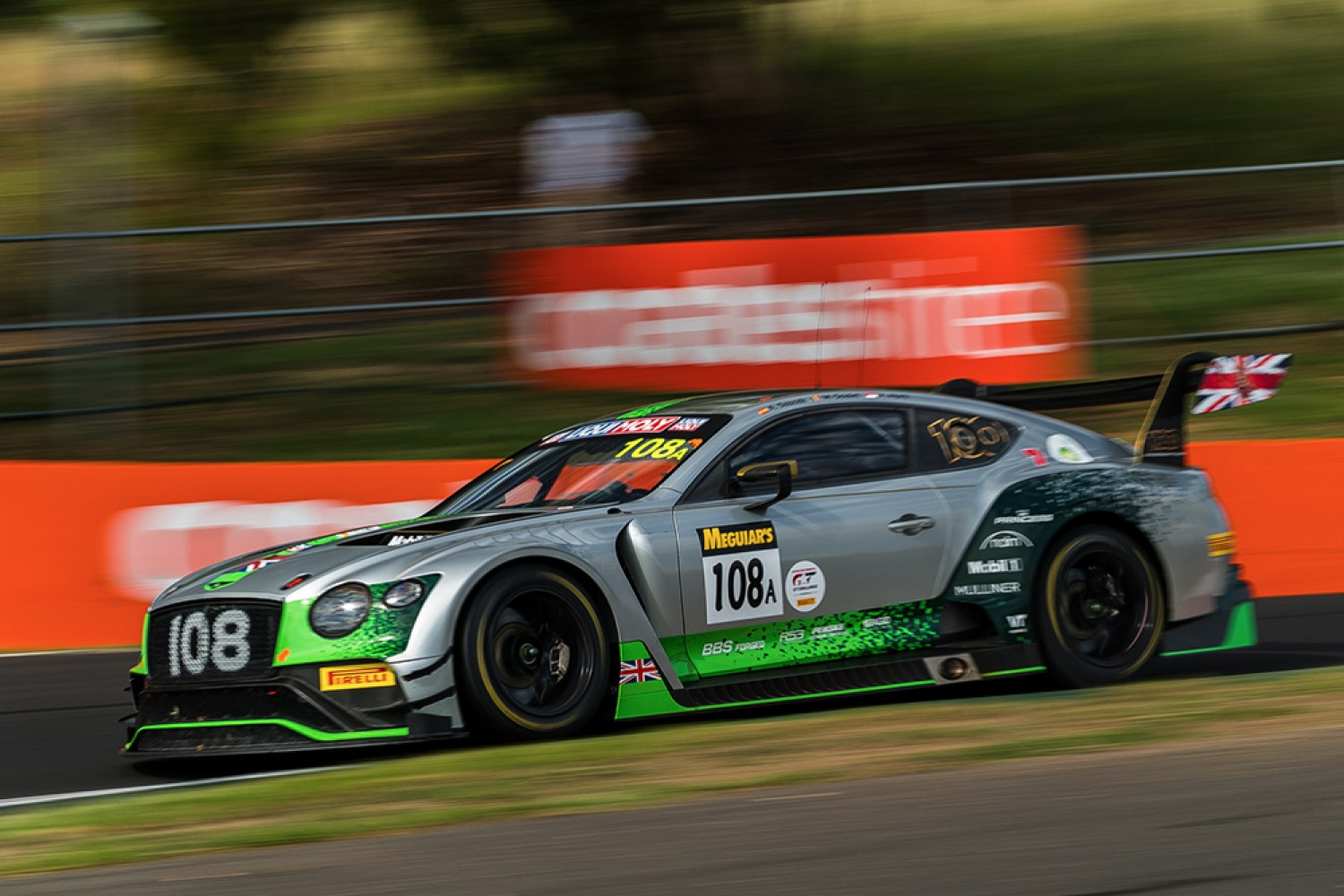 Bentley adds significant firepower with six new drivers for Total 24 Hours of Spa assault