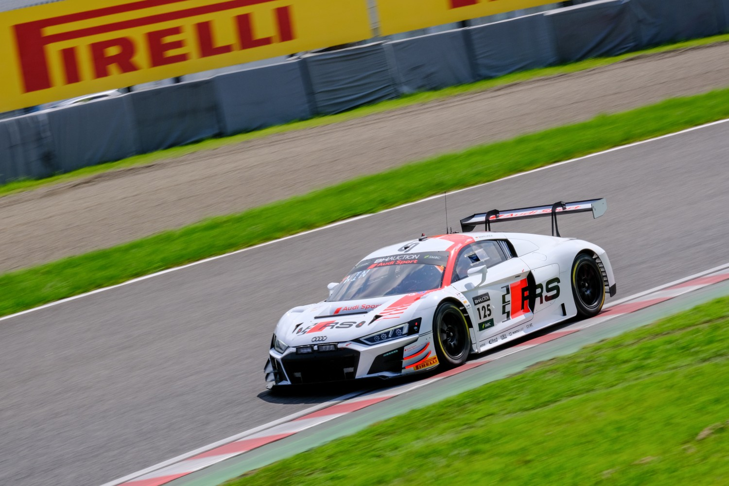 FP3 #Suzuka10H: Audi's Haase fastest in first dry session