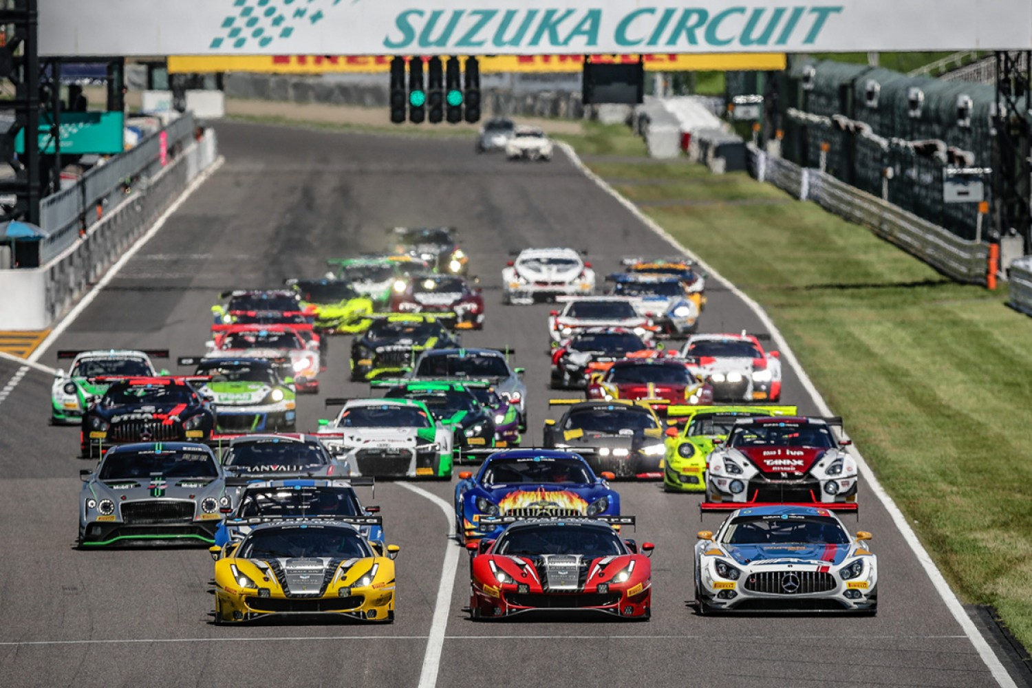 37 cars now confirmed for 2019's Suzuka 10 Hours