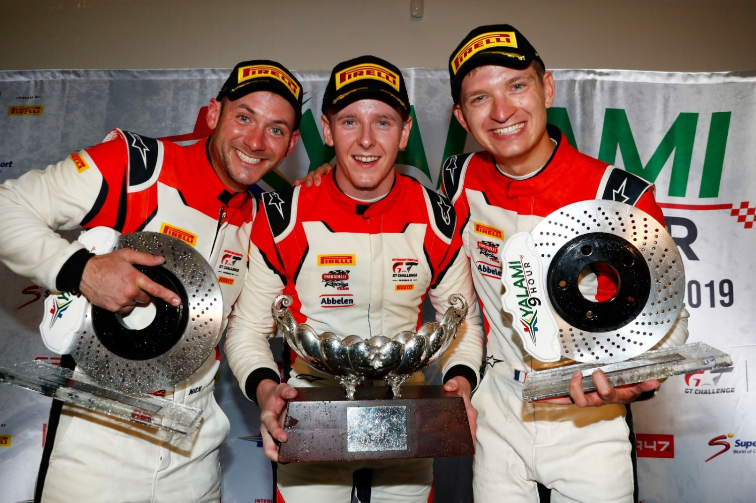 Porsche and Olsen win Kyalami 9 Hour to seal Intercontinental GT Challenge Powered by Pirelli championships