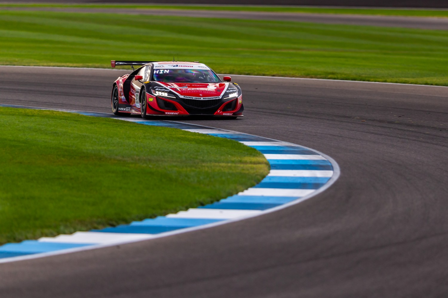 Racers Edge leads Honda/Acura one-two in #Indy8H Pre-Qualifying
