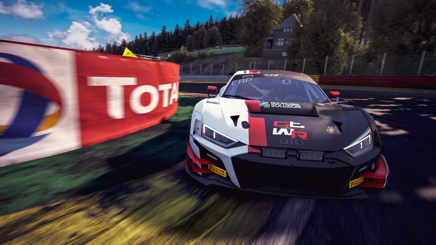 SRO E-Sport GT Series set for busy weekend of sim racing action at Nürburgring and Silverstone