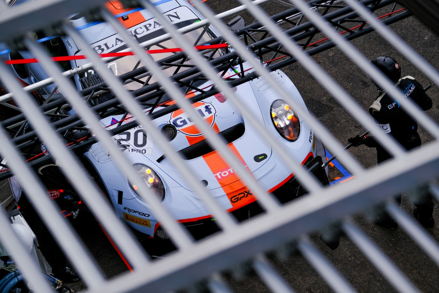 Total 24 Hours of Spa preparations enter final phase with official test days