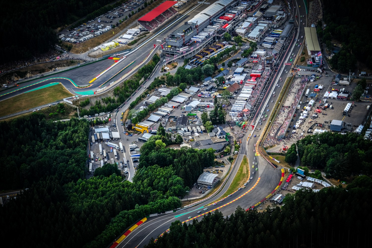 Total 24 Hours of Spa Update