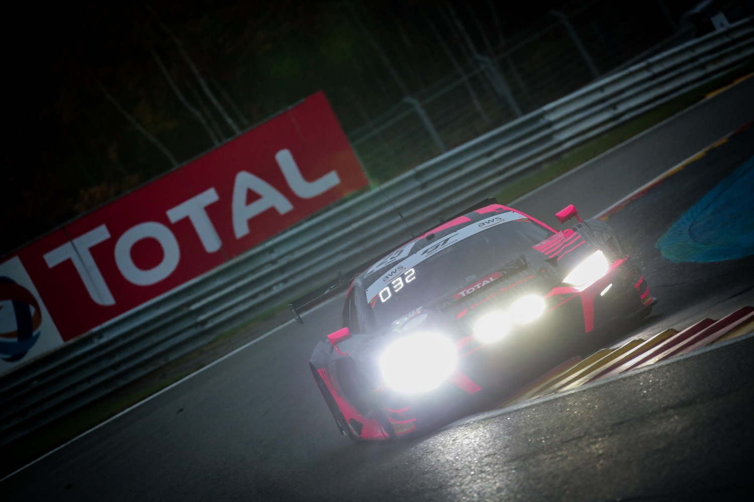 Nothing to choose between leading contenders as Total 24 Hours of Spa enters deciding phase