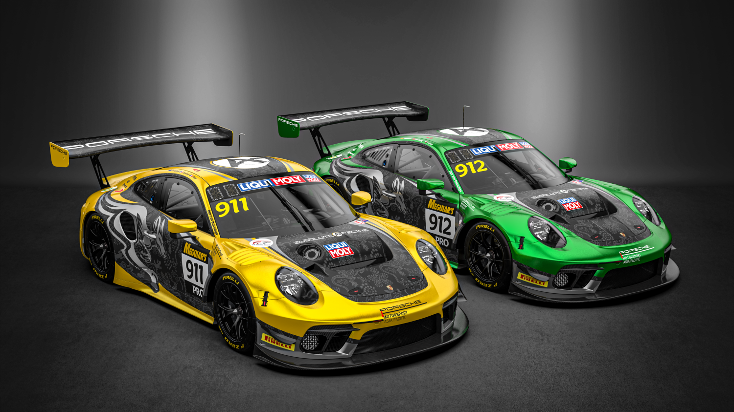 Porsche selects Absolute Racing for Intercontinental duty at Bathurst