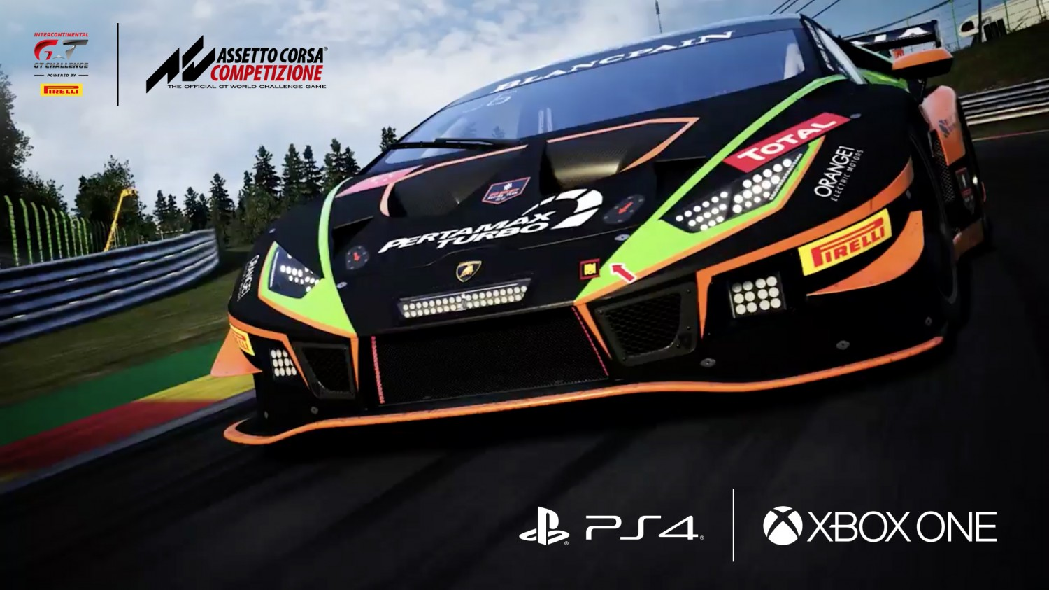 ACC comes to PS4 and Xbox One; #IntGTC pack free with all pre-orders