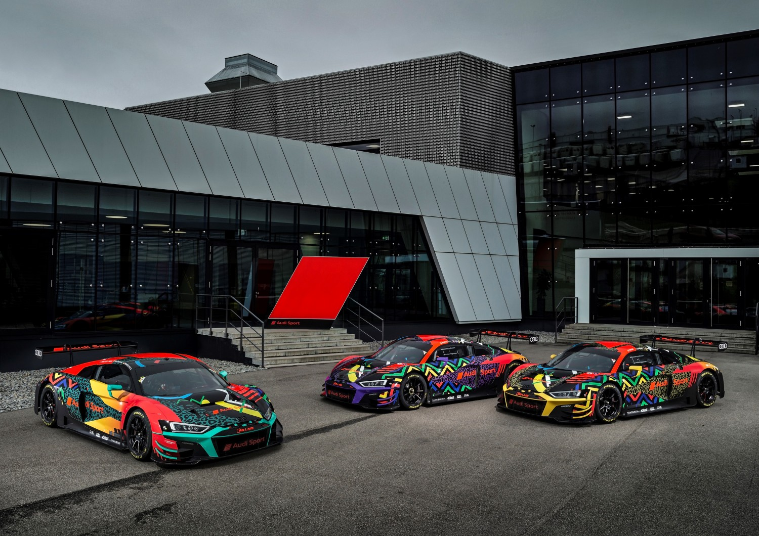 Audi reveals Kyalami 9 Hour crews and South Africa-inspired liveries