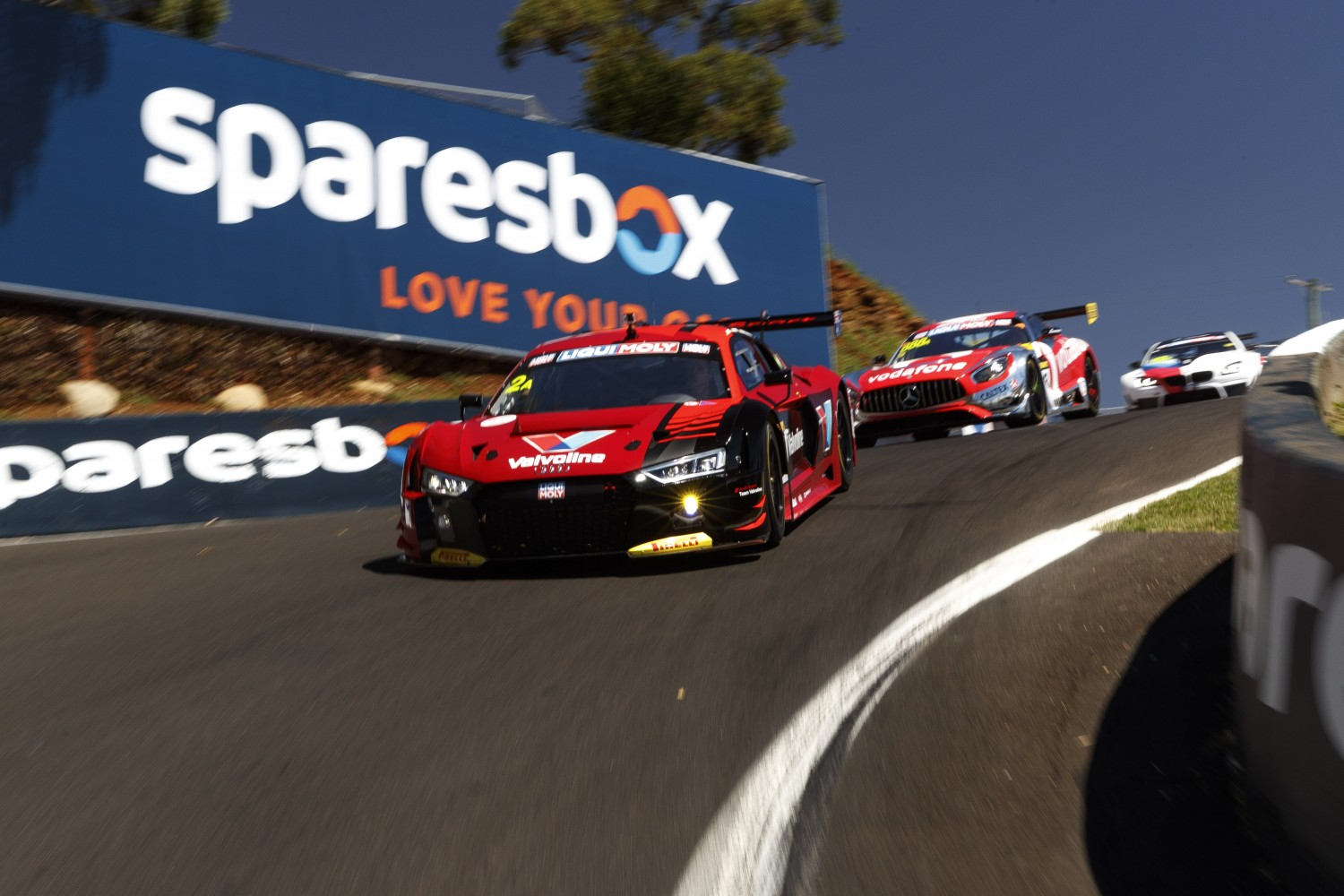 Audi ups the ante with three Pro entries for Bathurst