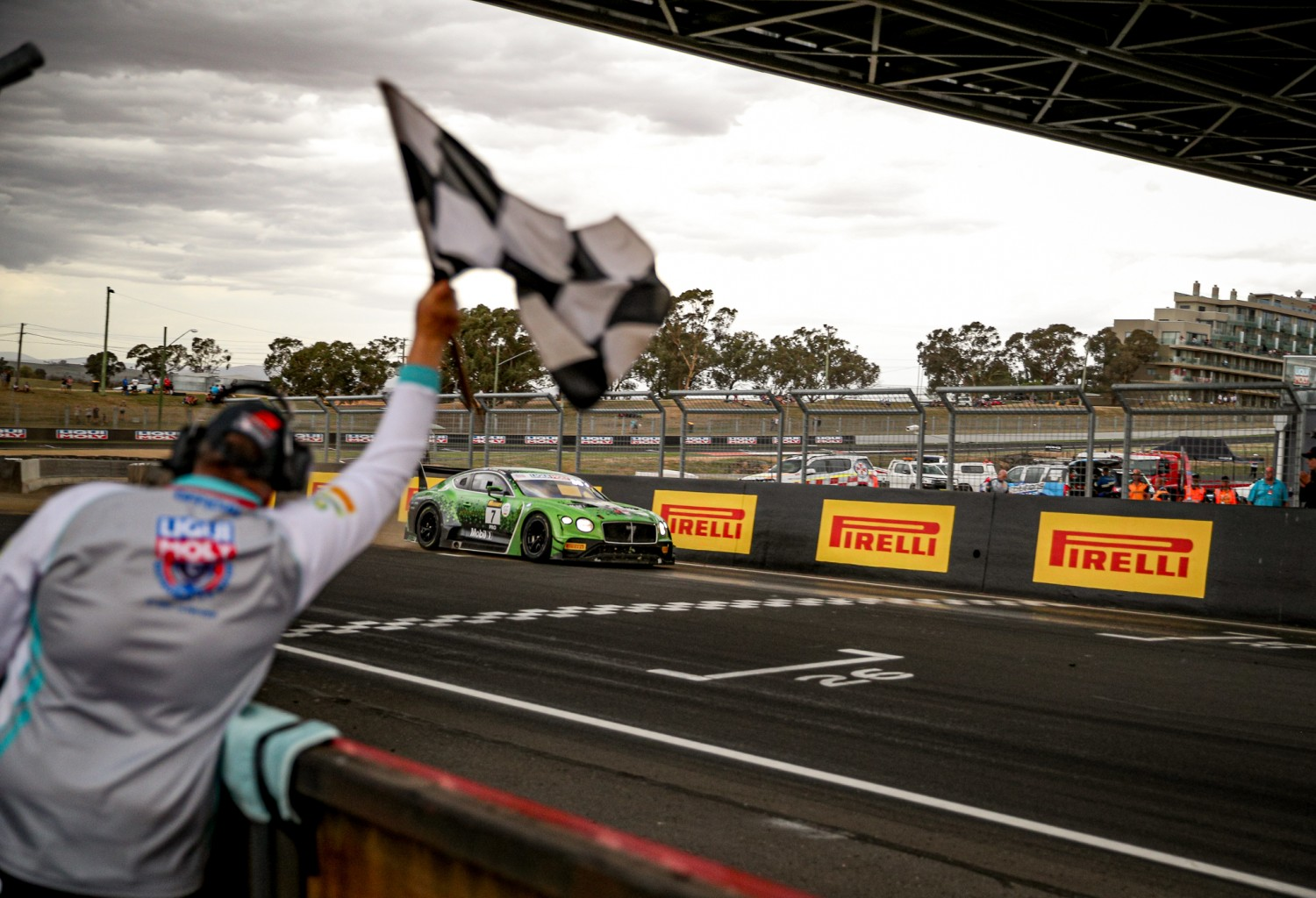 Bentley customer teams given greater Intercontinental GT Challenge role