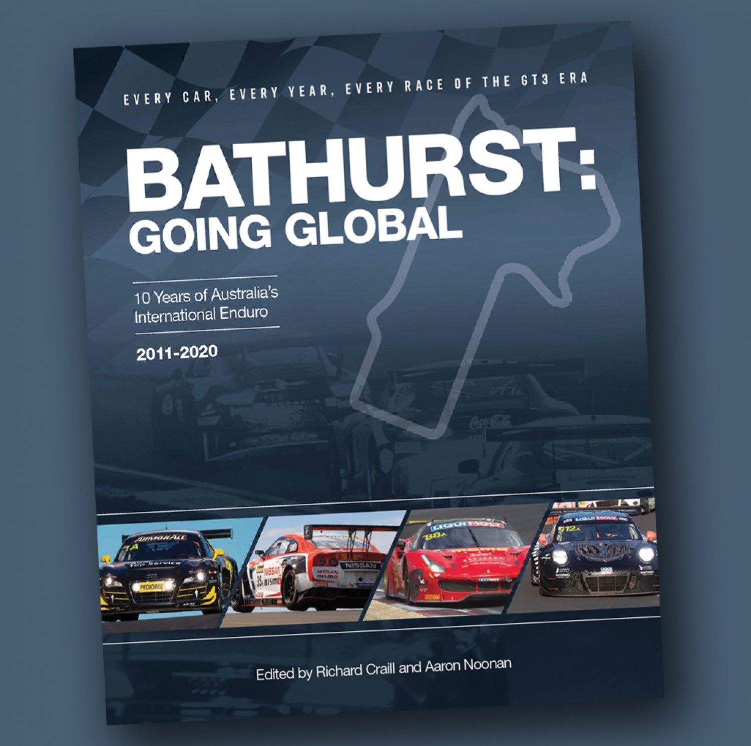 GOING GLOBAL: the definitive Bathurst 12 Hour history is now available!