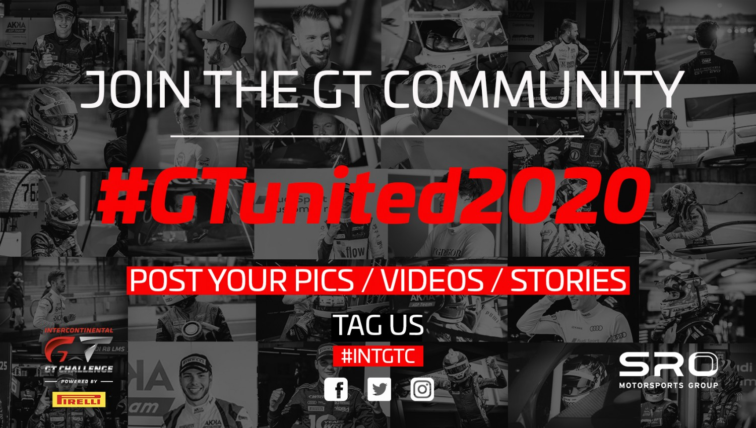 Join the conversation using #GTunited2020