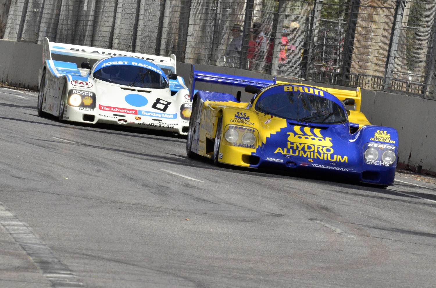 Classic Group C cars confirmed for Bathurst 12 Hour weekend
