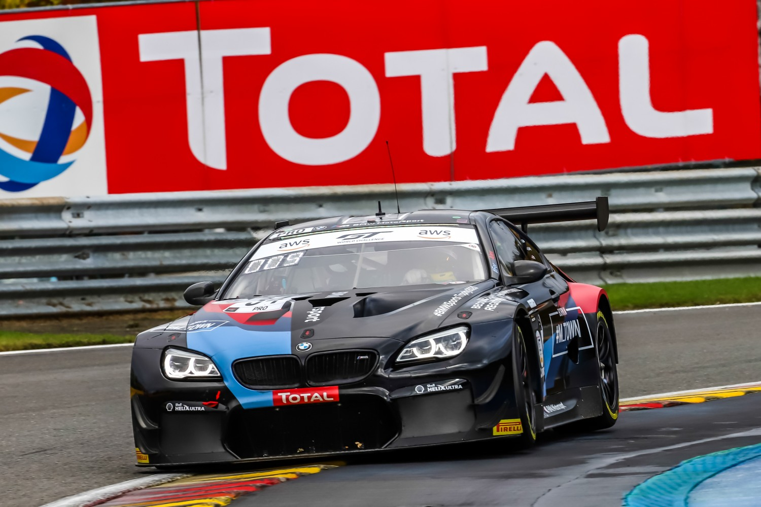 BMW comfortably top Pre-Qualifying courtesy of rapid Catsburg