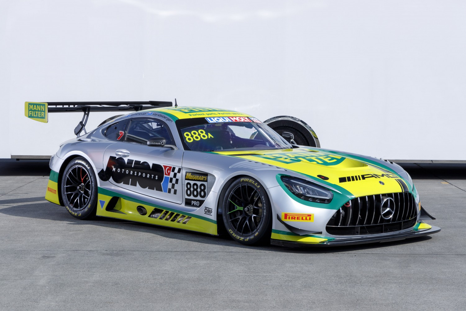 Mercedes-AMG confirms Intercontinental GT Challenge Powered by Pirelli entry