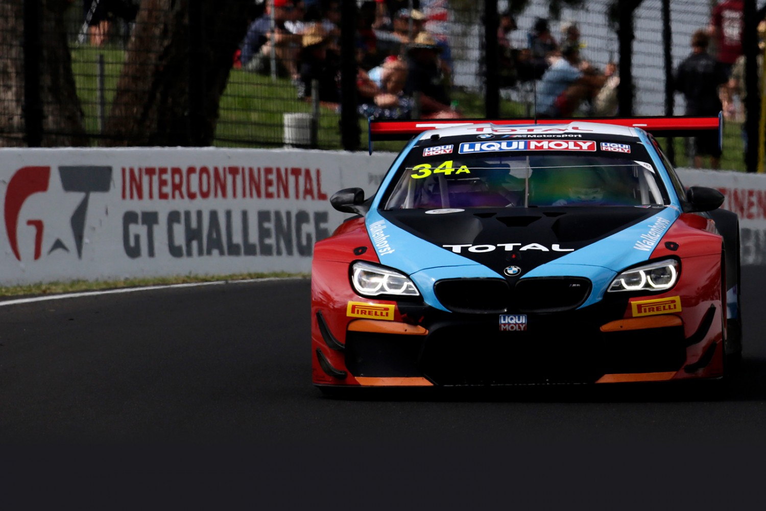 BMW latest to confirm full-season Intercontinental GT Challenge entry