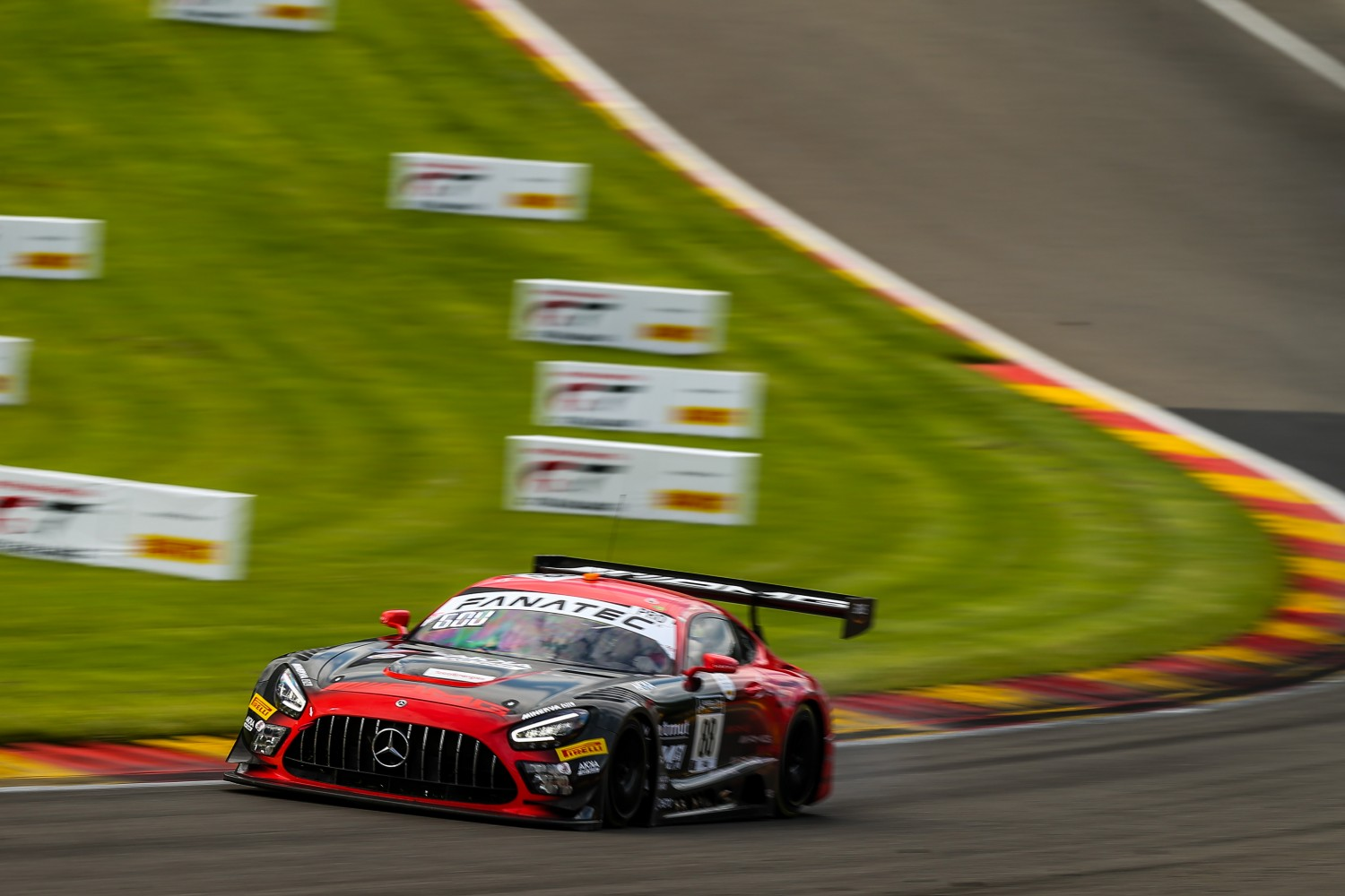 Marciello's masterclass gives Mercedes-AMG third successive TotalEnergies 24 Hours of Spa pole