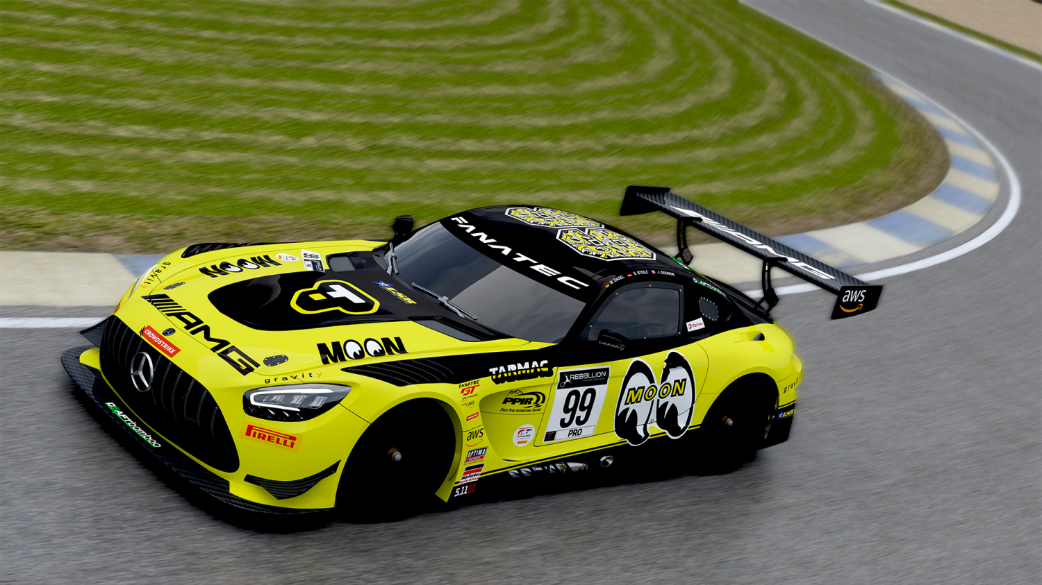 Craft-Bamboo to represent Mercedes-AMG at Indianapolis 8 Hour