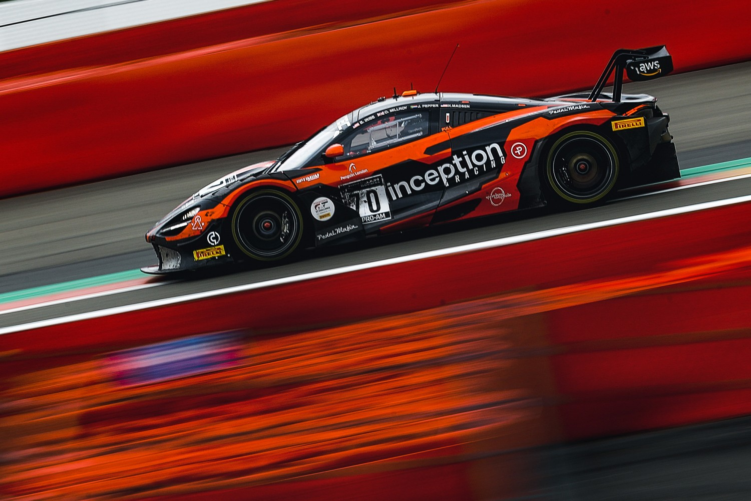 Inception Racing confirms Indianapolis 8 Hour entry