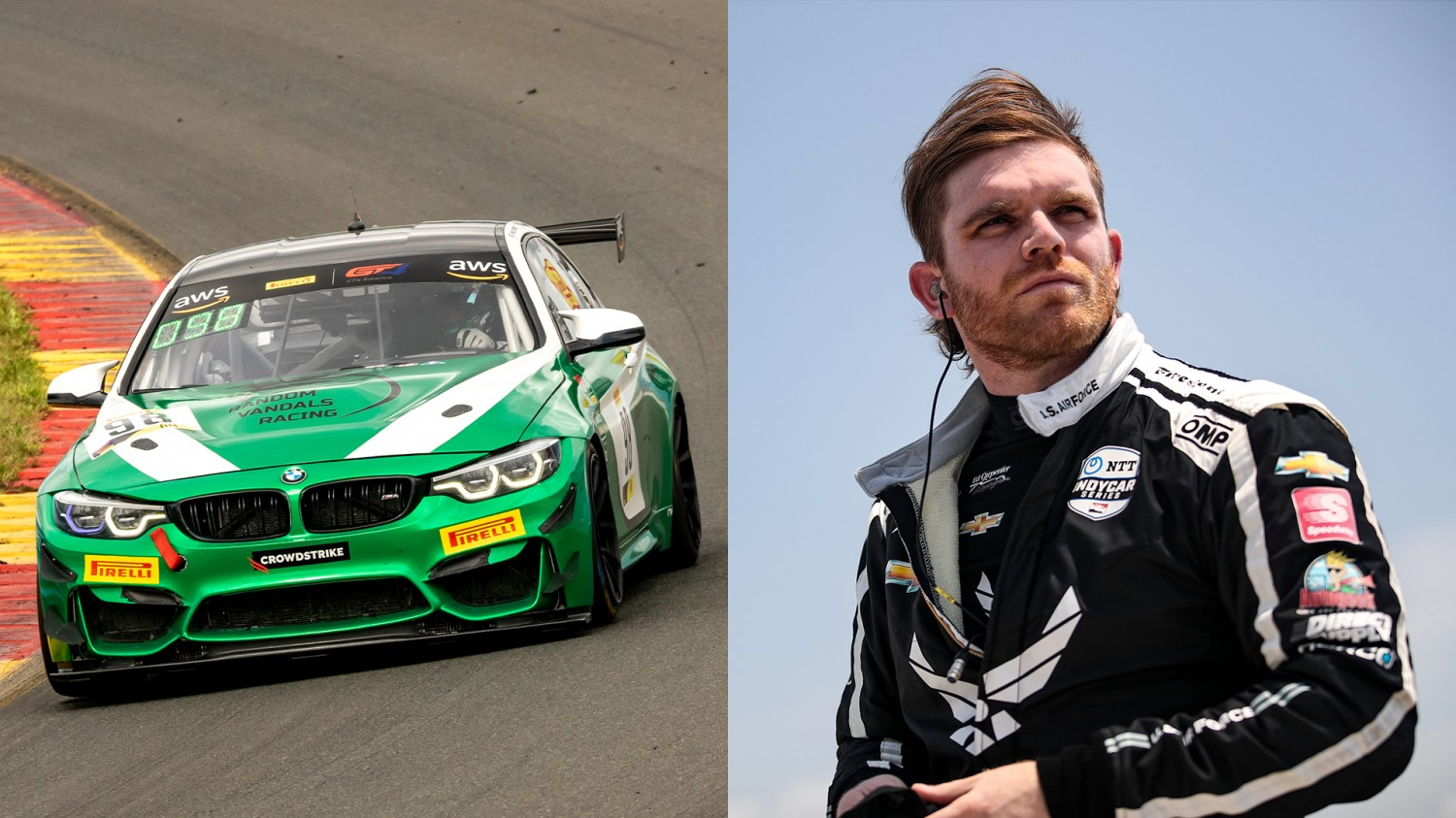 IndyCar star Daly joins RVR's Indianapolis GT4 entry