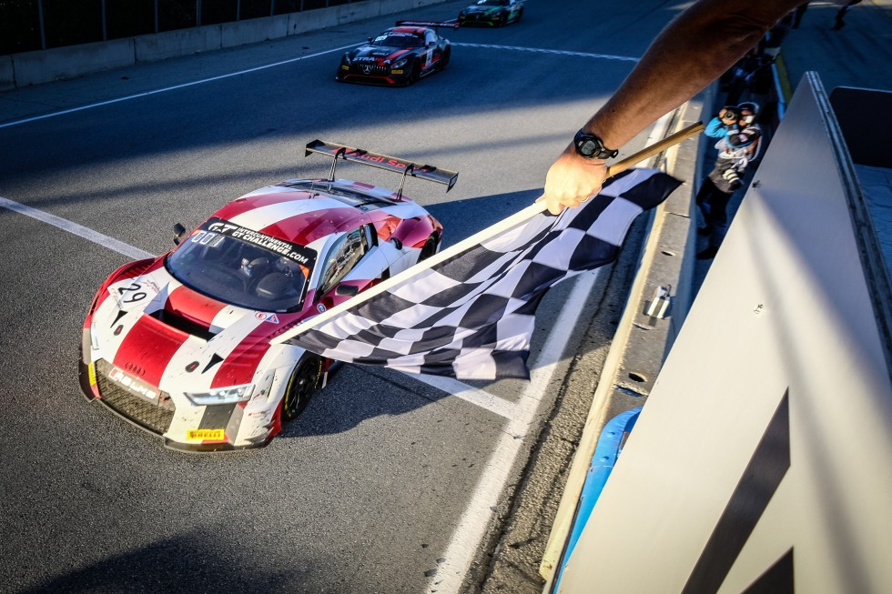 Audi take win and Intercontinental GT Challenge manufacturers' title, Mercedes-AMG driver Tristan Vautier new drivers' champion