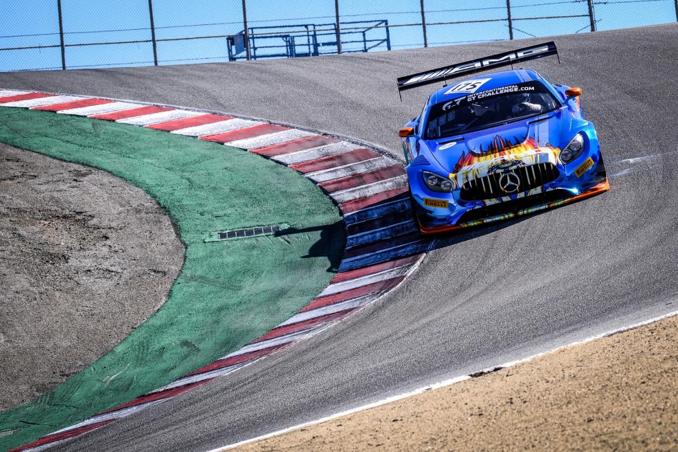 Plenty of action on opening day of California 8 Hours weekend