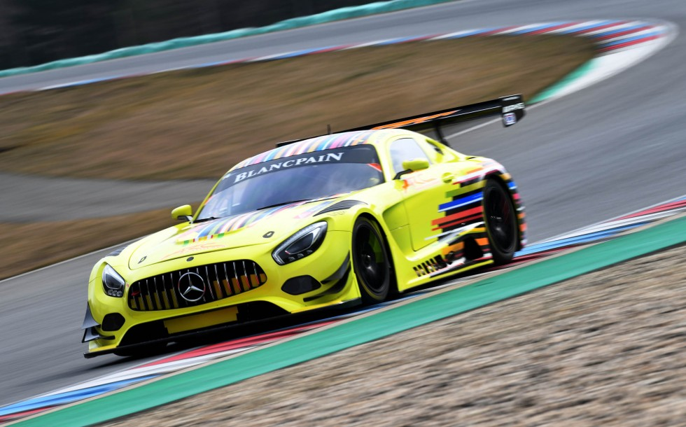 ARC Bratislava enters Mercedes-AMG for California 8 Hours