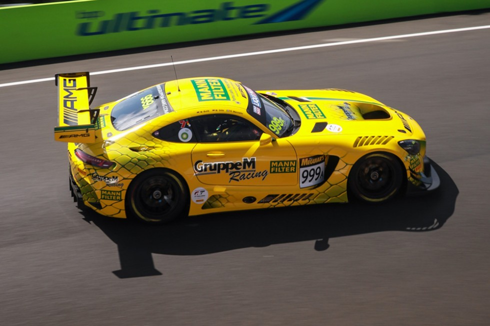 Bathurst FP4: Marciello and Mercedes-AMG end Friday practice on top