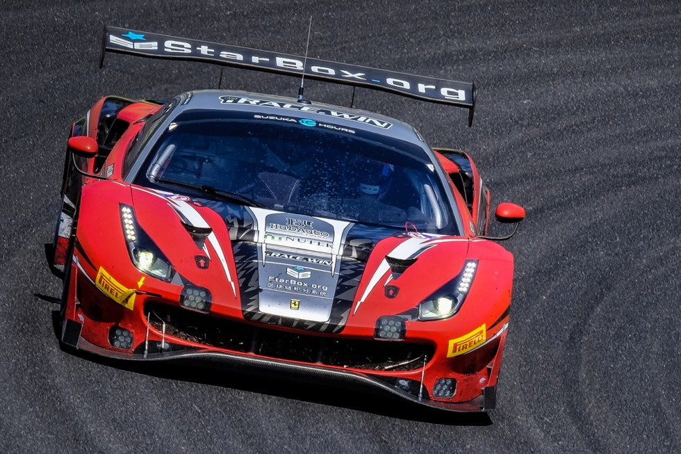 Ferrari and Honda complete record Intercontinental GT Challenge Powered by Pirelli full-season entry