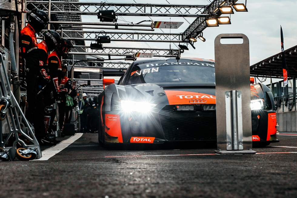 Total 24 Hours of Spa reveals expanded two-day official test for 2019