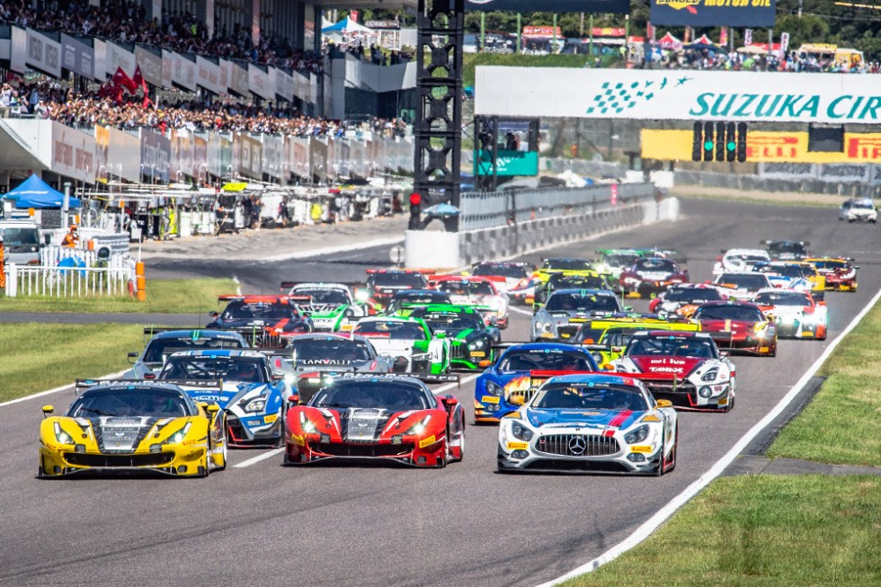 Entries now open for 2019 Suzuka 10 Hours