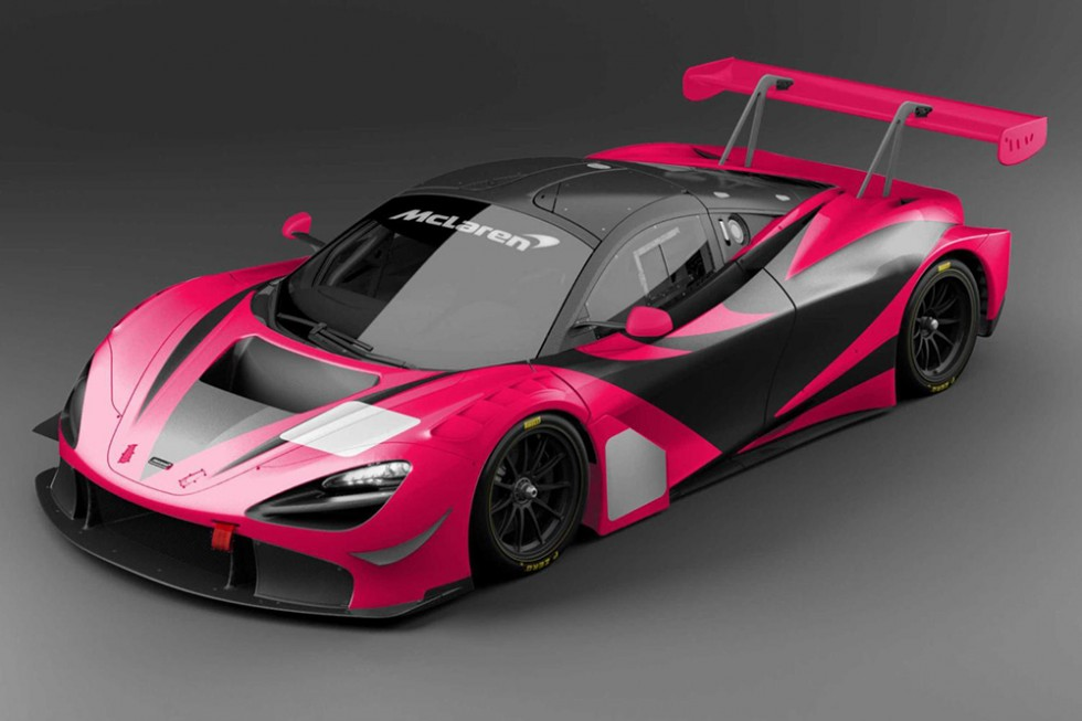 Two Team Goh-entered McLaren 720S GT3s confirmed for Suzuka 10 Hours