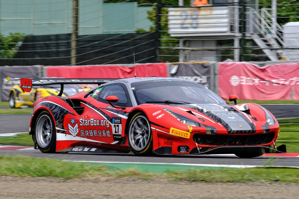 Paid Practice 2: Foster's Ferrari fastest overall at Suzuka; Audi fastest of Intercontinental entries in third